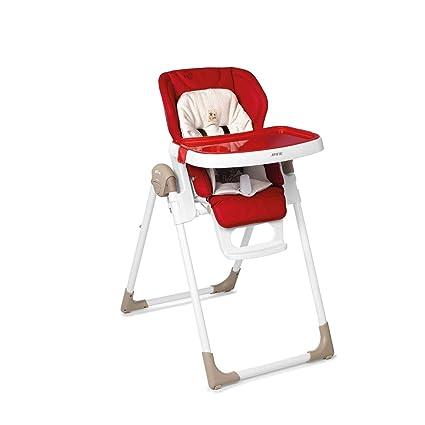 Jané 6291PL S42 - Trona, color blanco y rojo: Amazon.es: Bebé