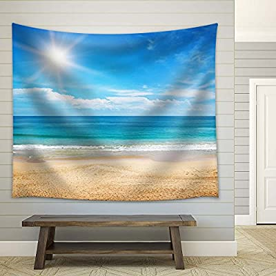 Lovely Piece, Clear Tropical Sea Under Sunny Sky, Made to Last