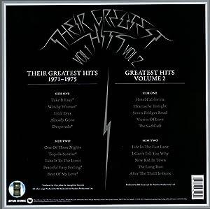Their Greatest Hits Volumes 1 & 2 (2LP 180 Gram Vinyl)