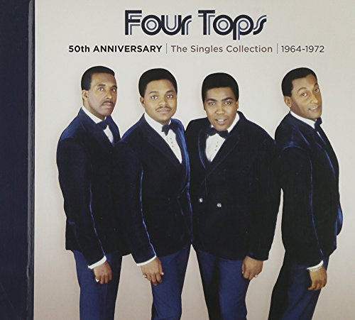 Four Tops - 50th Anniversary/the Singles Collection/1964-1972 [3 Cd] - Zortam Music