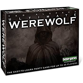 Bezier Games Ultimate Werewolf