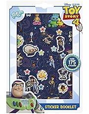 Totum - creatieve kit - Toy Story 4 - sticker boek 4 vellen, +175 stickers