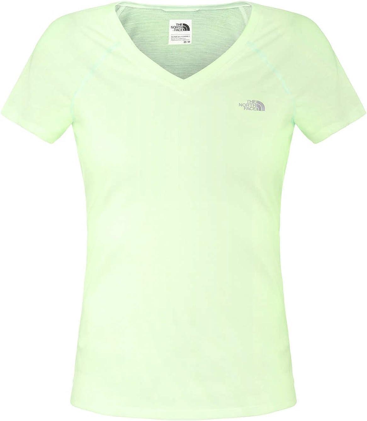 The North Face - Camiseta térmica - para mujer Verde Paradise Green XL: Amazon.es: Ropa y accesorios
