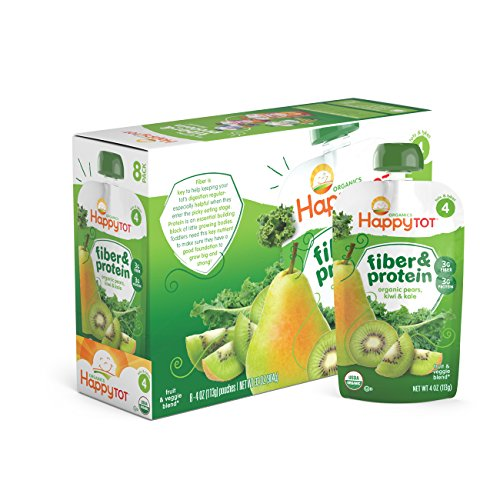 Happy Protein Organic Toddler Packaging product image