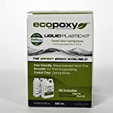 Ecopoxy Liquid Plastic Kits (500 ML)