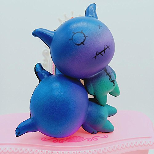 TrimakeShop Squeeze Aliens Sheep Scented Charm Slow Rising 8cm Simulation Kid Toy by TrimakeShop (Image #3)