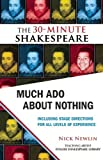 Image of Much Ado About Nothing: The 30-Minute Shakespeare