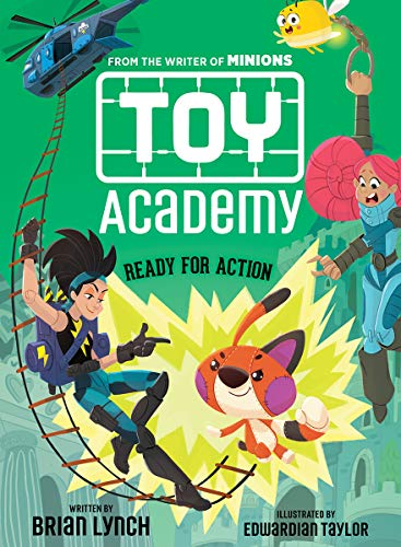 Book Cover: Ready for Action