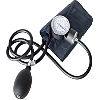 ULTNICE Aneroid Sphygmomanometer Stethoscope Kit- Manual Health Smart Blood Pressure Monitor with Blood Pressure Cuff