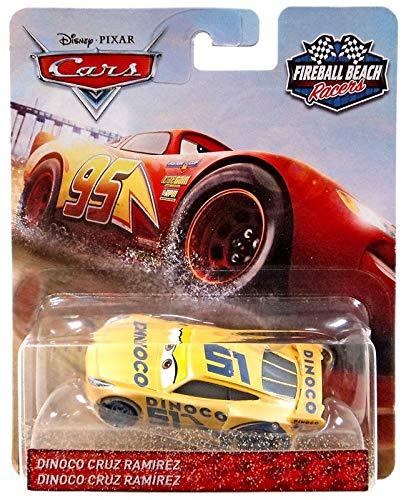 Disney Pixar Cars 3 Dinoco Cruz Ramirez #51 Film- & TV-Spielzeug