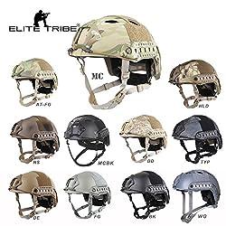 Paintball Equipment Airsoft Military Tactical Helmet Combat Fast Helmet PJ Type