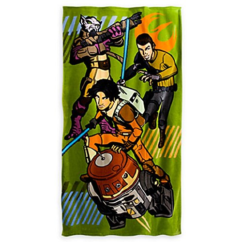 Star Wars Rebels Beach Towel
