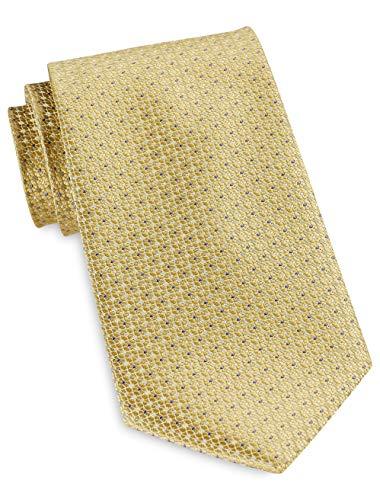 Geoffrey Beene Textured Dot Tie