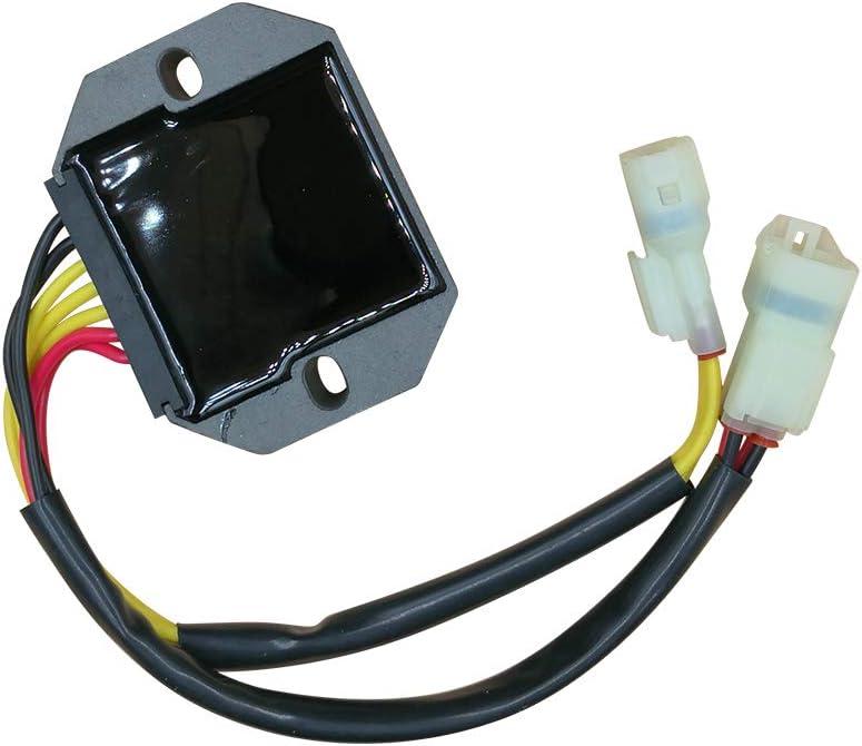 Voltage Regulator Rectifier for Polaris ATV Predator 500 Outlaw 450 525 MXR IRS Part NO.4010654//4012536