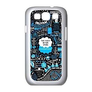 C-EUR Phone Case Okay Okay Hard Back Case Cover For Samsung Galaxy S3 I9300