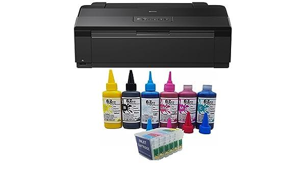 Epson Stylus Photo 1500 W A3 Impresora + no OEM Cartuchos ...