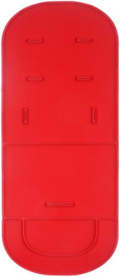 universal Alfombrilla de coj/ín para cochecito de beb/é 80 cm//13.39 para cochecito de beb/é rojo rosso Talla:34 31.50 inch
