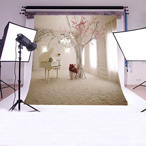 Fotostudio Hintergrund aus Vinyl, Dünn Retro CP Foto Requisite Photo SN151 240x240cm