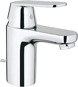 "Grohe Eurosmart Cosmopolitan Single-lever basin mixer 1/2"" S-Size chrome 32825000"