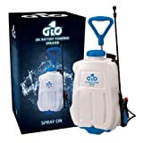Gro1 5 Gallon Plant Grow Hydroponics Backpack Pressure Pump Sprayer
