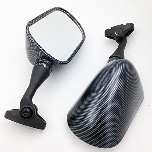 (Motorcycle Oem Aftermarket Mirrors Fit For 2002-2003 Honda Cbr 954 Rr 2000-2001 Cbr929Rr)