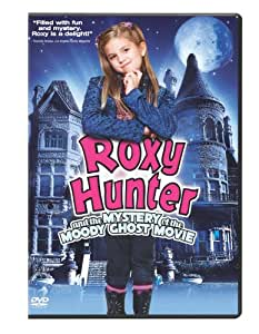 Roxy Hunter and The Mystery of the Moody Ghost Movie (Bilingual) [Import]