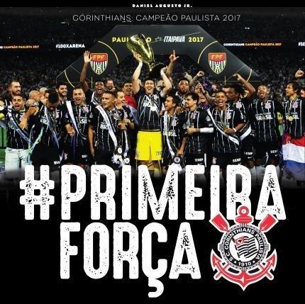 Corinthians. Primeira Força