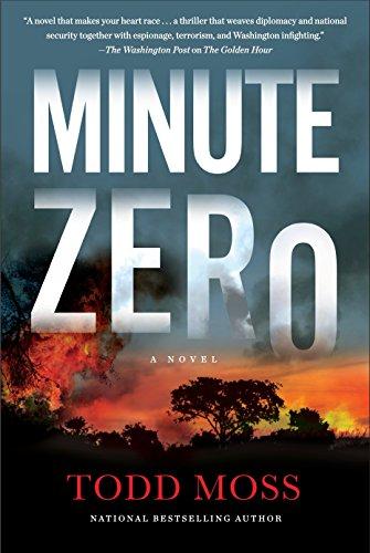 Minute Zero (A Judd Ryker Novel)