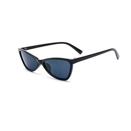 BiuTeFang Gafas de Sol Mujer Hombre Polarizadas Pequeño Marco Gafas de Sol Moda Viajes Calle Disparar