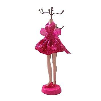 Amazoncom Jewelry Hanger Stand Display Sequin Mannequin Evening