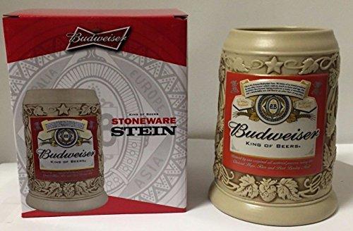 Budweiser Beers Stoneware Stein Liter product image