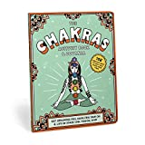 Chakras Activity Book & Journal: Get Grounded, Feel