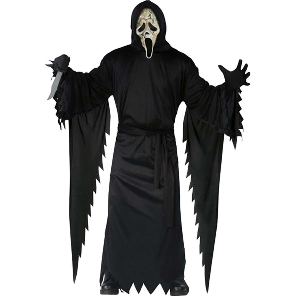 Scream 4 Ghost Face Zombie Teen Costume
