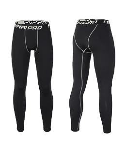 ❤️Hombres Pantalones Hombre Moda Entrenamiento Leggings Gimnasio Deportes Gimnasio Running Yoga Pantalones Deportivos Xinan (XXXL, ❤️Negro)