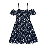 The Children's Place Big Girls' Off Shoulder Casual Dress