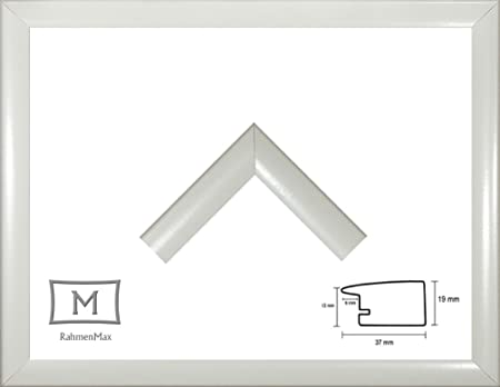 RahmenMax Picture/Poster/Photo Frame TOSKANA 16 x 21 Inch (40,6 x 53 ...