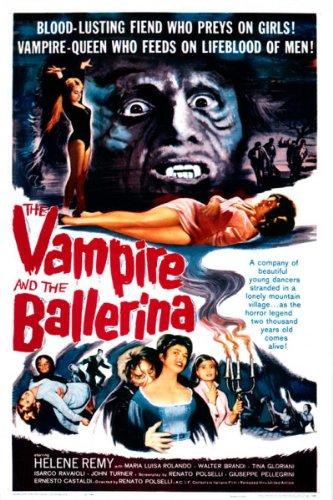 Vampire and The Ballerina (English Subtitled) -