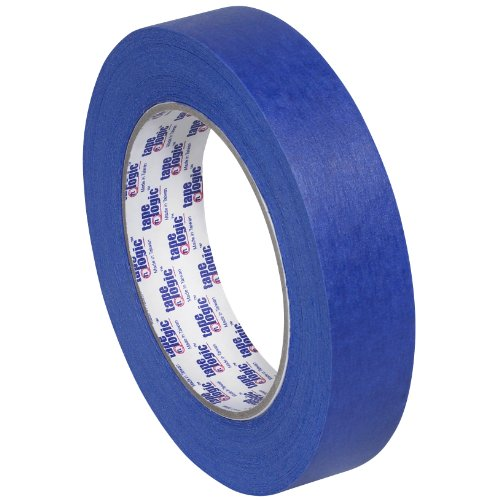 Tape Logic T9353000 Painter's Tape, 60 yds Length x 1'' Width, Blue (Case of 36) by Tape Logic