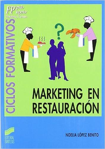 Marketing En Restauración 1012019 Ciclos Formativos Fp