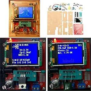 Kit del Probador de Transistores DIY Mega328 Kit del Medidor de ...