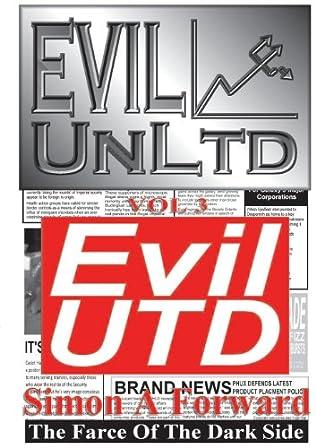 book cover of Evil Utd