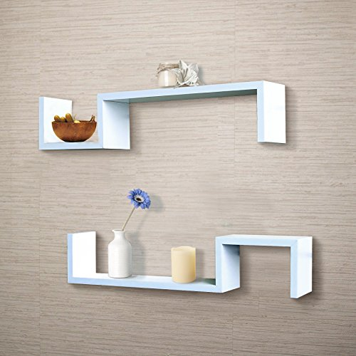 Shelving Solution Set of 2 Color