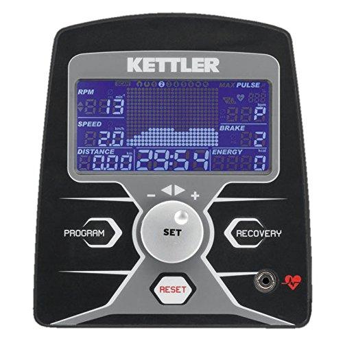 Kettler basic - Eliptica rivo p/Black kettler: Amazon.es: Deportes y aire libre