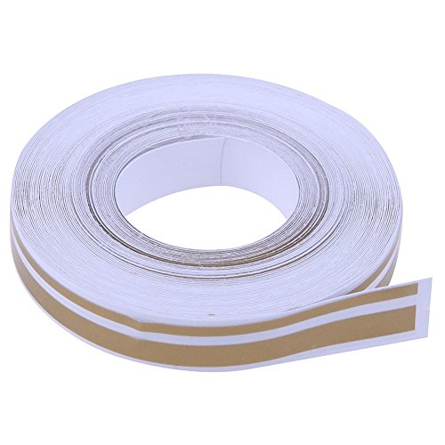 Car Reflective Stripe Sticker,Awakingdemi 32ft 4mm X 2mm Pinstriping Pinstripe Vinyl Tape Sticker Double Line
