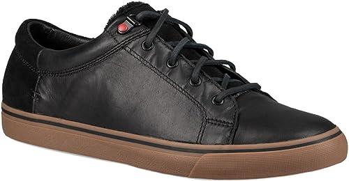 UGG Mens Brock Luxe Sneaker Black Size