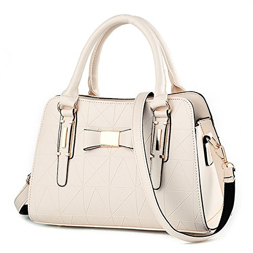 XIN BARLEY Fashion Pu Leather Shoulder Bag Sexy Handbag for Women (Fashion Pu Shoulder Bag)