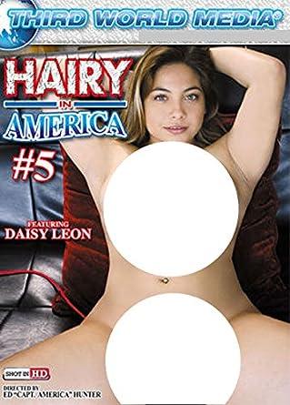 Hairy in america dvd