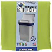 Planet Wise Reusable Diaper Pail Liner, Avocado