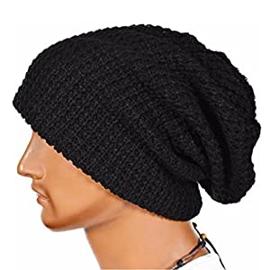 Beanie Hat,Canserin Men's / Women's Winter Warm Knit Ski Beanie Hat Skull Slouchy Caps