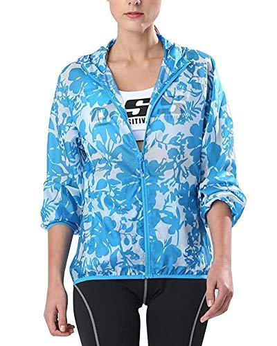 All'aperto Abbigliamento Camping Outdoor Da Giacca Adelina Camo Donna Protezione Traspirante Capispalla Solare Impermeabile Blau Uomo E 1 H8tnWq